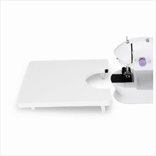PORTABLE SEWING MACHINE LARGE EXTENSION TABLE ACCESSORY (OFF-WHITE)