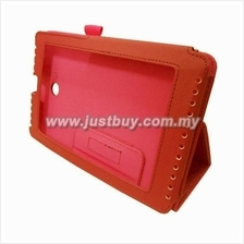 Asus Fonepad 7 ME372 Leather Case - Red