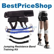 GYM Grade Jumping Trainer Leap Resistance Bands Crossfit Training Rope