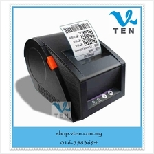 [ PROMOTION ] 80mm USB Thermal Barcode Label Printer G Printer