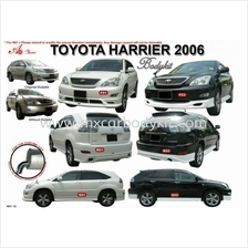TOYOTA HARRIER 2006 AM STYLE BODY KIT