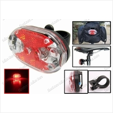 Waterproof Super Bright 9-LED 7-Modes Warning Strobe Light (7850710)