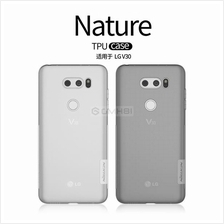 LG V30 Nillkin NATURE 0.6mm TPU Ultra Slim Back Protective Cover Case