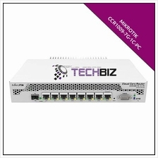 CCR1009-7G-1C-PC Mikrotik 8 port SFP MPLS Gigabit Router Cloud