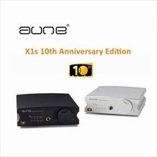 Aune X1s DAC 10th Anniversary / Headphone Amp (32bit/384 khz DSD)