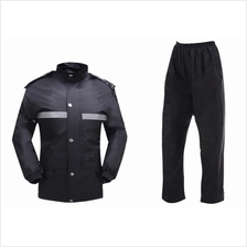 Raincoat Double Layer Heavy Duty High Quality Waterproof
