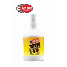 Red Line 75W90 Manual Transmission Fluid
