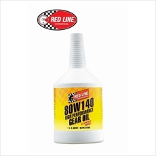 Red Line 80W140 Manual Transmission Fluid