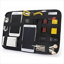 Cocoon GRID-IT Accessory Organizer Pocket Bag Case-CASING BAG(BLACK)