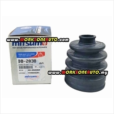 Proton Perdana E54 E55 Drive Shaft Boot Outer Side Rubber