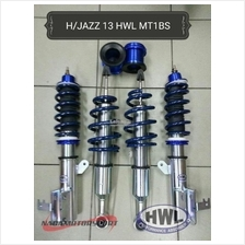 HWL SUSPENSION ADJUSTABLE MT1-BS HONDA JAZZ 13 1 SET -4PCS