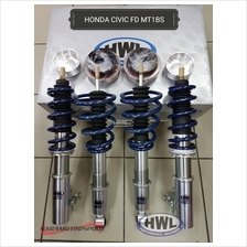 HWL SUSPENSION ADJUSTABLE MT1-BS HONDA CIVIC FD 05-11 1 SET -4PCS