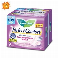 Laurier Perfect Comfort Ultra SLim wing 9s X 2 packs