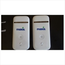 3G 21MBPS MIFI MF65 ZTE MAXIS DEMO SET
