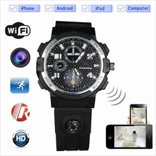 ★ 8GB - 32GB WIFI HD Watch Camera (WCH-27A)