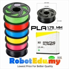 [RoSH] High Quality 1KG 1.75mm FDM 3D Printer PLA Printing Filament