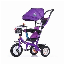 NEW DESIGN Zeppy Kids Tricycle Bicycle for Children