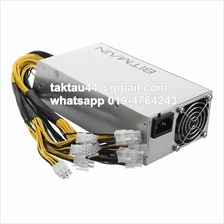 Antminer APW3++ Power Supply for S9 D3 L3+ A3 Baikal X10 Giant B