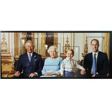 UK HM The Queen's 90th Birthday Stamp Sheet MNH 2016