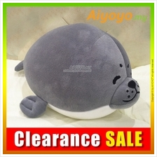 Fur Seal Bean Toy 25CM Stuffed Plush Soft Teddy Bear Doll Toys Cushion Pillow