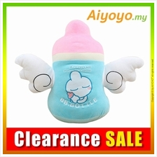 Angel Baby Bottle Pillow 35CM Stuffed Plush Soft Toy Teddy Bear Doll Toys Cush