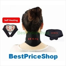 Tourmaline Magnetic Therapy Thermal Self Heated Shoulder Neck Pad Belt