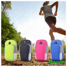 Armband Sport Mobile Phone Holder Pouch Bag 6 Inch Jogging Running