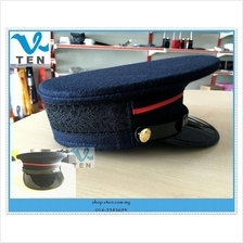 High Quality Security Cap Outdoor Hat Security/Public Security Hat