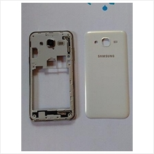 Samsung J5 Housing Back Battery Cover - white