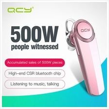 QCY Q8 stereo call headset bluetooth earphone wireless headphone Mic
