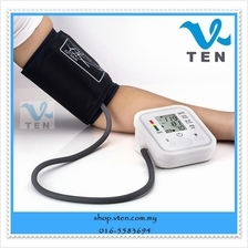 Upper Arm LCD Digital Automatic Blood Pressure Monitor