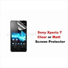 Sony Xperia L T2 M5 Ultra Dual Clear Matte Diamond Screen Protector