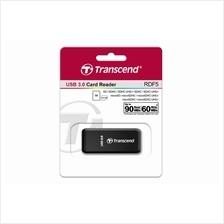 TRANSCEND USB3.0 CARD READER (TS-RDF5K) BLK