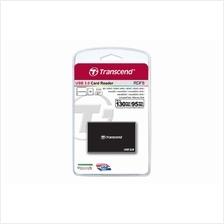 TRANSCEND ALL IN 1 USB 3.0 CARD READER (TS-RDF8K) BLK