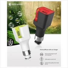 rock space Aroma Diffuser with Car Charger