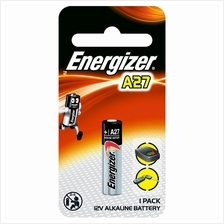 ENERGIZER ALKALINE A27 BATTERY (A27BP1)