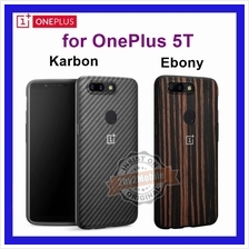 Original Official OnePlus 5T Bumper Full Cover Protection Karbon case