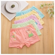 3pcs Peppa Pig Girl's Safety Kid Underwear / Panties