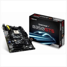 # BIOSTAR B350GT5 Ver. 5.x Gaming Motherboard # AM4 Socket