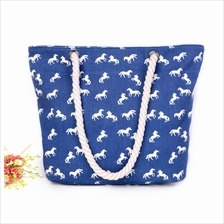 Wholesale Horse Print Canvas bag
