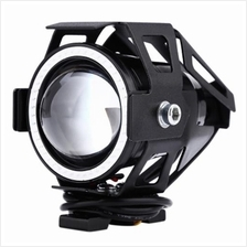 125W 12V 3000LM U7 LED FOG LAMP TRANSFORM EAGLE EYE MOTORCYCLE HEADLIG