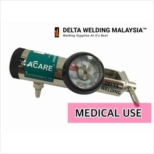 PURE BRASS BODY WITH CHROME MEDICAL OXYGEN MALAYSIA