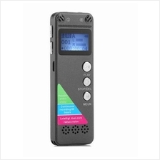8GB Digital Voice Recorder With MP3 and LCD (WVR-09C) ★
