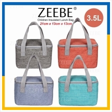 ZEEBE 3.5L Insulated Thermal Lunch Box Warm Cooler Food Bag CL206