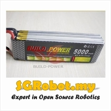 11.1V 30C 3S 5000mah Lipo Li-Po Rechargeable Lithium Battery