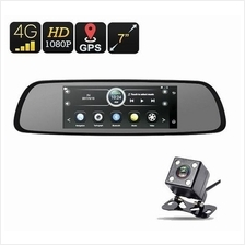 7 Inch Android 4G Dual Car Camera (WCR-29) ★