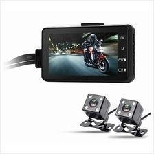 Waterproof Motorbike Dual Camera Recorder (WCR-28C) ★