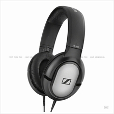Sennheiser HD 206 Over-ear DJ Headphones Powerful Comfort Lightweight