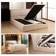 GETHA Leaf Bedframe Highly Functional Saves Space Queen / King Size