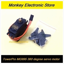 Servo towerpro mg995 price harga in malaysia Servo motor 360 degrees arduino